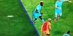 Video: Babel geeft veelbesproken assist bij winnend Galatasaray