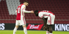 """Tadic adviseert Brobbey: """"Verleng je contract en blijf bij Ajax"""""""
