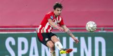 Boscagli krijgt bij PSV weer voorkeur boven Sangaré