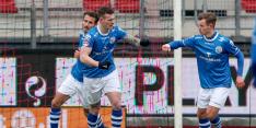 Hornkamp bezorgt Den Bosch met vier goals een punt