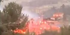 Boze fans stichten brand bij trainingscomplex Marseille