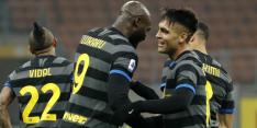 Inter blijft in spoor Milan met eenvoudige zege