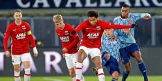 """Tevredenheid bij Ajax: """"Een verdiende zege"""""""
