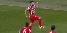 Opnieuw reuzenstap Atlético in Spaanse titelstrijd