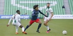 Zware knieblessure betekent einde seizoen Willem II-back Nelom