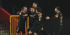 Spaanse media loven Barça en Frenkie op 'epische avond'