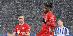 Knokkend Bayern maakt geen fout in titelstrijd