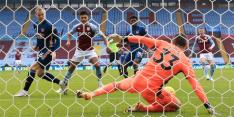 Arsenal komt vroege voorsprong Villa niet te boven