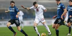Atalanta blundert en geeft 3-0 voorsprong weg tegen Torino