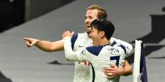Spurs dankt superduo Son-Kane ook tegen WBA