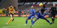 Leicester City morst weer punten in de Premier League