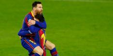 Lof voor topscorer Messi en 'El Artista' Frenkie de Jong