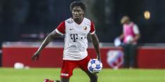Talentvolle Utrecht-verdediger Mamengi maanden uit roulatie