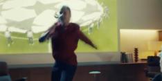 Video: Martens samen met Messi in commercial