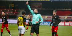 """VAR maakte geen fout bij Vitesse: """"Juist een goed voorbeeld"""""""