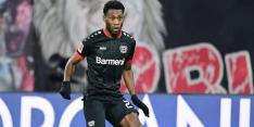 Fosu-Mensah dolgelukkig bij Bayer Leverkusen