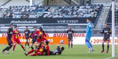 Go Ahead Eagles wint in stadion Heracles van Telstar