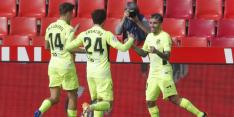 Gelukkige, maar cruciale zege voor La Liga-koploper Atlético