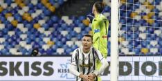 Tiende titel Juventus heel ver weg na verlies bij Napoli