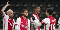 Ajax loopt opnieuw uit na zakelijke zege bij 'angstgegner' Heracles