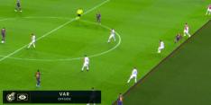 Spaanse kritiek op VAR: goal Messi had in Eredivisie wel geteld