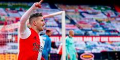 Ajax wil spandoeken in Kuip verwijderen voor bekerfinale