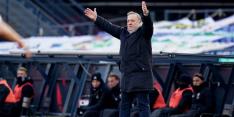 """Gemengde gevoelens bij Advocaat: """"Wij dicteerden het spel"""""""