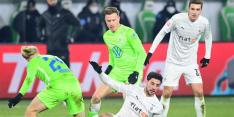 Wolfsburg geeft derde plek uit handen na remise tegen Gladbach