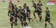Video: Vlap scoort bij debuut meteen tegen Bayern München