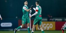 Dordrecht pakt mede door Bannis knappe winst bij Jong Ajax