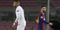 """Mbappé blij na zege en helder over toekomst: """"Ben gelukkig"""""""