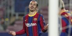 """Griezmann: """"Mbappé zal het niveau van Messi en Ronaldo halen"""""""