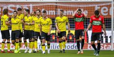 Giakoumakis leidt VVV met goal en assist naar halve finale