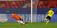 Late goal De Jong kan Haaland-show niet voorkomen