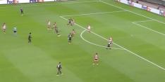 Video: Zahavi schiet cruciale uitgoal binnen namens PSV