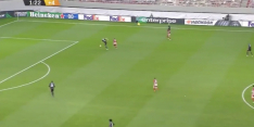 Video: PSV weer achter door ongekende blunder Baumgartl