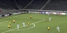 Video: Frimpong met fraaie assist belangrijk bij comeback Bosz
