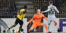 Knappe comeback levert Bosz weinig op, zege AS Roma