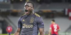 Brobbey op wedstrijddag afgehaakt bij Ajax, ook Labyad er niet bij