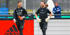 """Bijlow looft Marsman: """"Tegen PSV Fantastisch gekeept"""""""