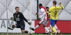 Cambuur wint weer niet van angstgegner Jong Ajax