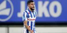 """Kaib wil via Heerenveen naar Engeland: """"Droom is Chelsea"""""""