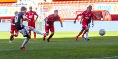 """Berghuis: """"Het is nooit een felicitatie waard als je 2-2 speelt"""""""