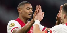 """Haller treurt: """"Doet me pijn om Ajax in Europa te zien"""""""