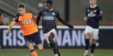 Matuta maakt indruk bij Jong PSV en krijgt nieuwe verbintenis