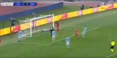 Video: ongelukkige eigen goal betekent vierde tegentreffer Lazio