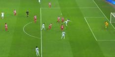 Video: prachtige omhaal Giroud zet Chelsea op voorsprong