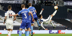 Omhaal Alli leidt probleemloze Europese avond Spurs in
