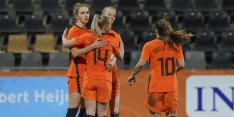 Leeuwinnen verslaan voor het eerst in 21 jaar Duitsland