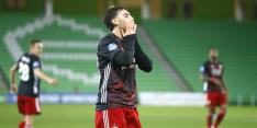 Gisteren gemist: Feyenoord morst, zeges Man City en Real Madrid
